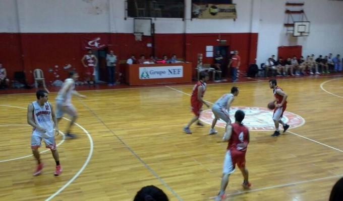 Ciudad de Saladillo perdió ante Independiente de Zarate