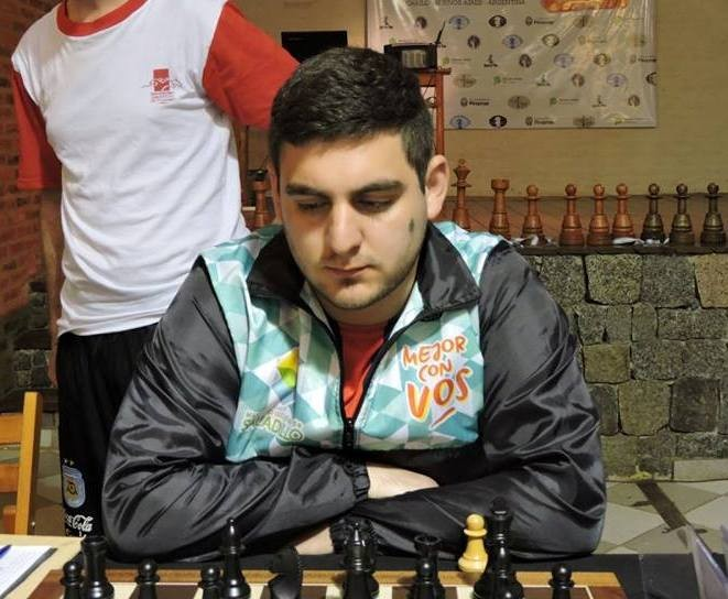 Nelson Lujan define este domingo el primer lugar en el Panamericano en Carilo