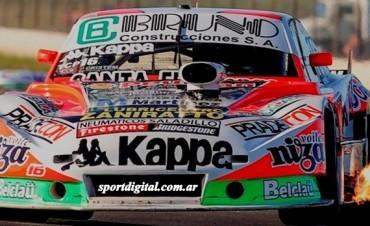 Juan M. Bruno larga desde la quinta posición en Concepción del Uruguay