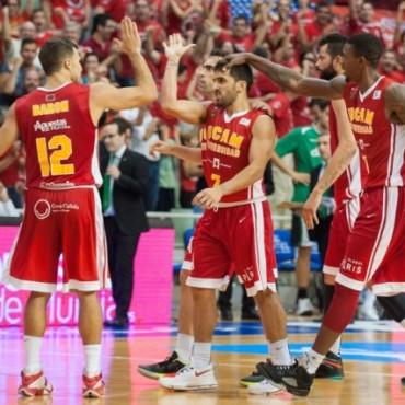 Arranque positivo para el UCAM Murcia de Marcos Delía