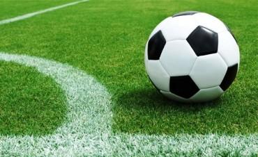 Liga de Fútbol de Saladillo informa actividad del fin de semana
