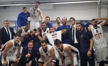 Primera victoria del Murcia de Facundo Campazzo y Marcos Delía en la Eurocopa