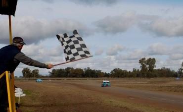 El TC Roqueperense corre en el Ciclón del Saladillo Automóvil club