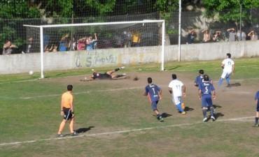 Argentino le ganó a Defensores de Atucha y es finalista en primera