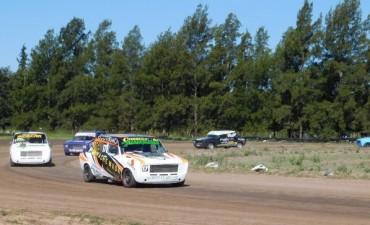 El TC Roqueperense se presentó en el Ciclón del Saladillo Automóvil club