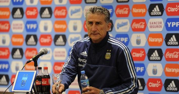 Bauza confirmó los once para recibir a Paraguay