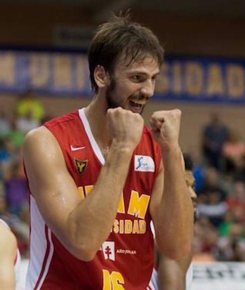 Triunfo del UCAM Murcia de visitante ante Gipuzkoa Basket