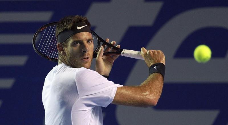 Del Potro venció a Cilic y accedió a la final del ATP 500 de Basilea