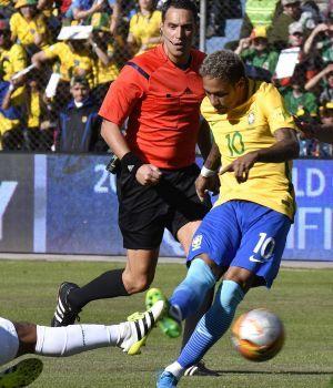 Bolivia y Brasil no estuvieron a la altura: sobrio empate