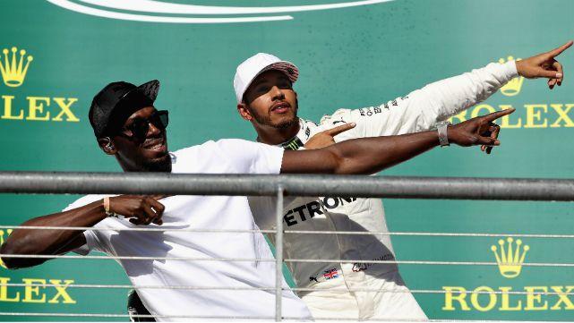 Hamilton ganó en Austin y acaricia el título