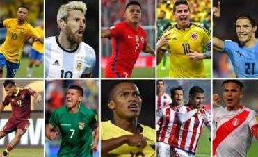 Jornada decisiva en las Eliminatorias Sudamericanas: partidos, horarios y tabla de posiciones