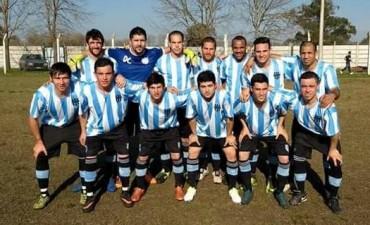 Cazón y Del Carril igualaron en el único partido que se jugó de primera división