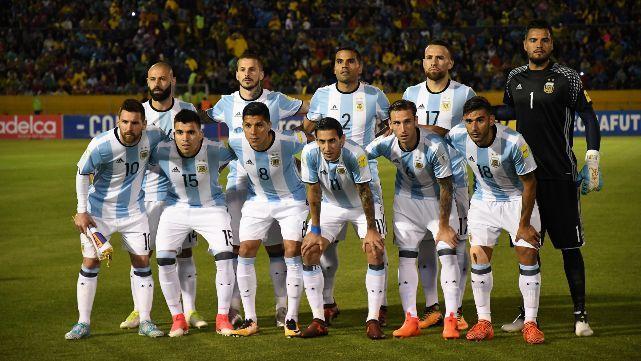 Argentina jugará amistoso contra Rusia
