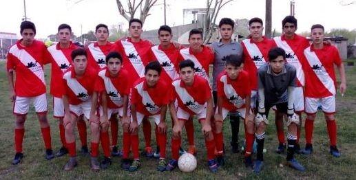 Selección sub15 de Saladillo recibe hoy a su similar de Ayacucho