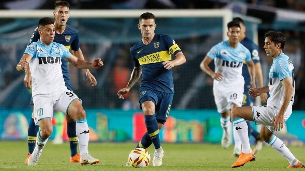 Racing y Boca igualaron en el cilindro de Avellaneda
