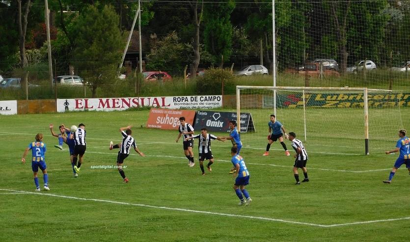 Se dio marcha atrás y este domingo habrá fútbol en Saladillo