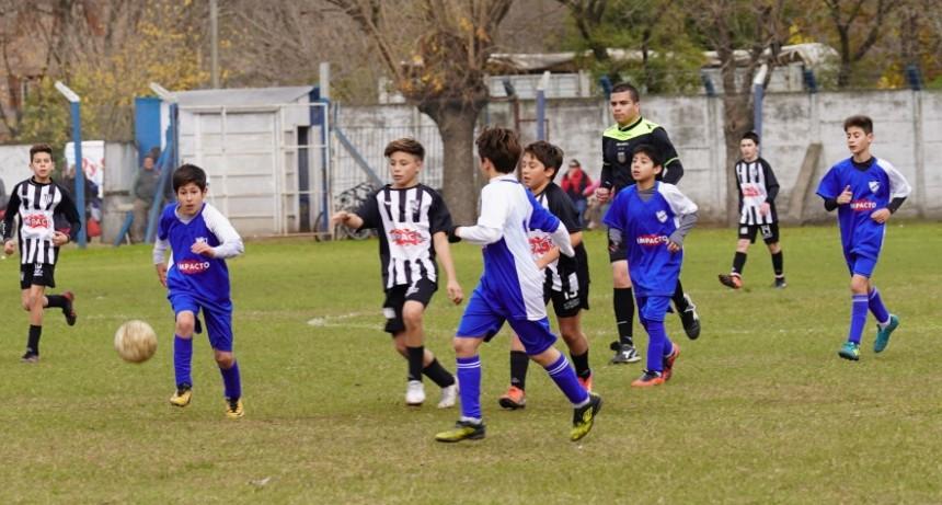 Se reanuda el Torneo de Inferiores de Fútbol