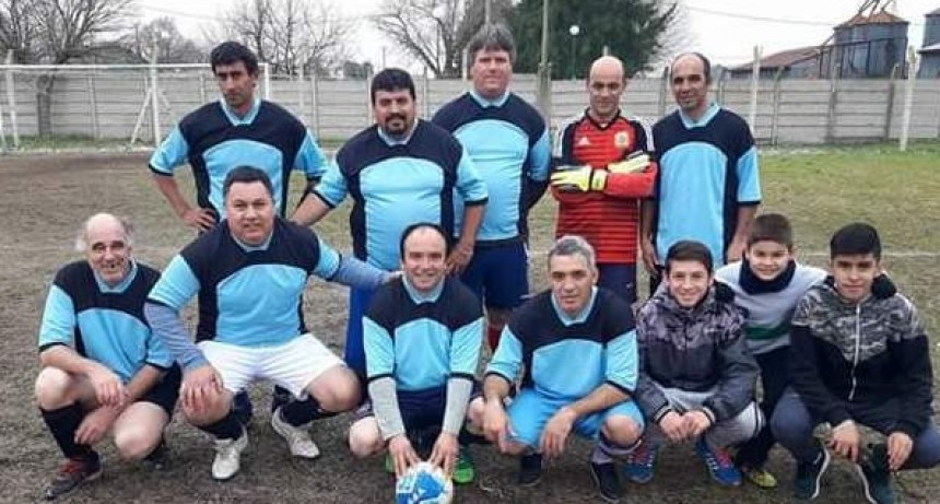 La fecha del Torneo de Veteranos se juega en Toledo