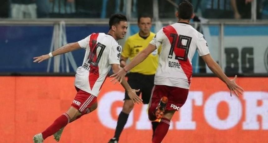 Hazaña de River: en un final electrizante, le dio vuelta el resultado a Gremio y jugará la final de la Libertadores