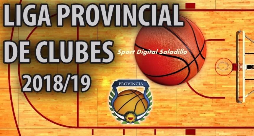 Promesa de buen basquet este viernes por el Provincial de Clubes