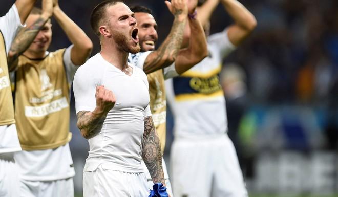 Boca es gNández por eso esta en semifinales de la Libertadores