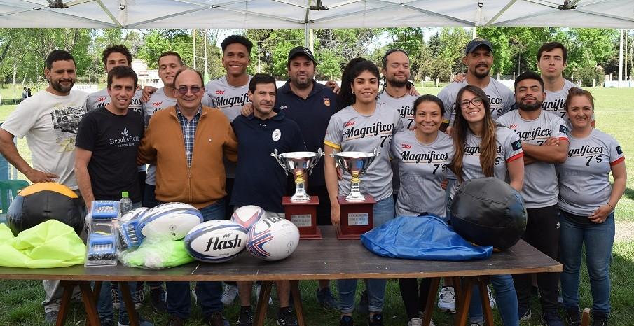 Seven de rugby en Saladillo