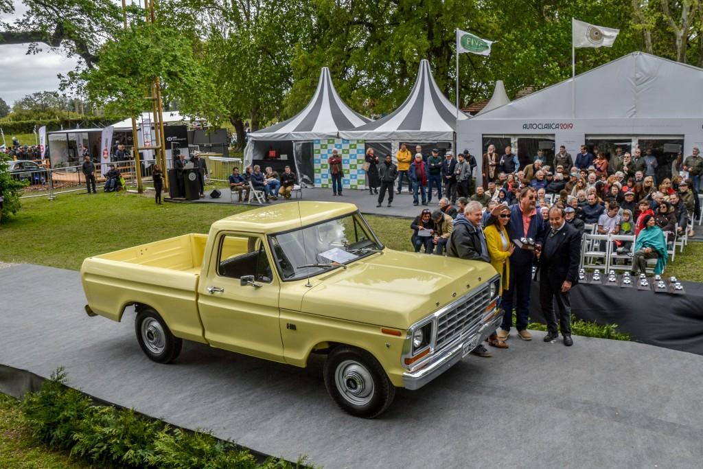 Vehículo del saladillense Franco Delía ganó en Autoclásica 2019