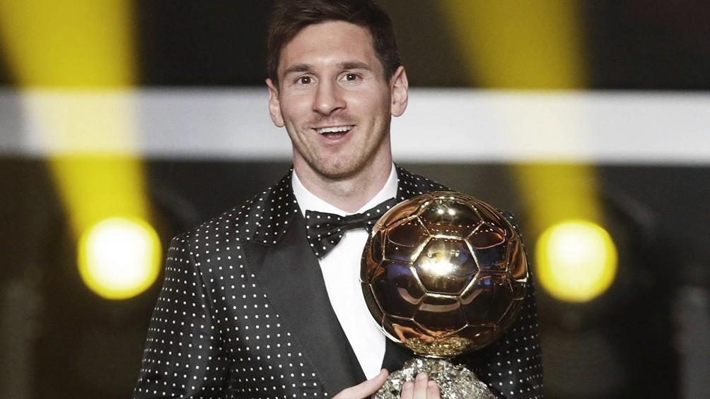 Messi, candidato al premio de mejor jugador del año de los Globe Soccer Awards