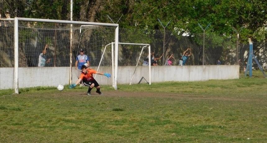 En partido emotivo Argentino le ganó a Oro Verde 4 a 3 y sigue como lider