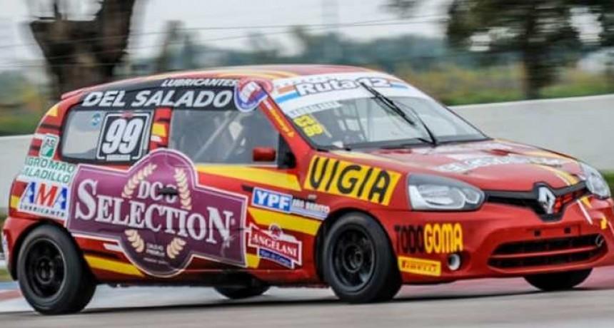 Importantes cambios en el auto de Lucas Barbalarga