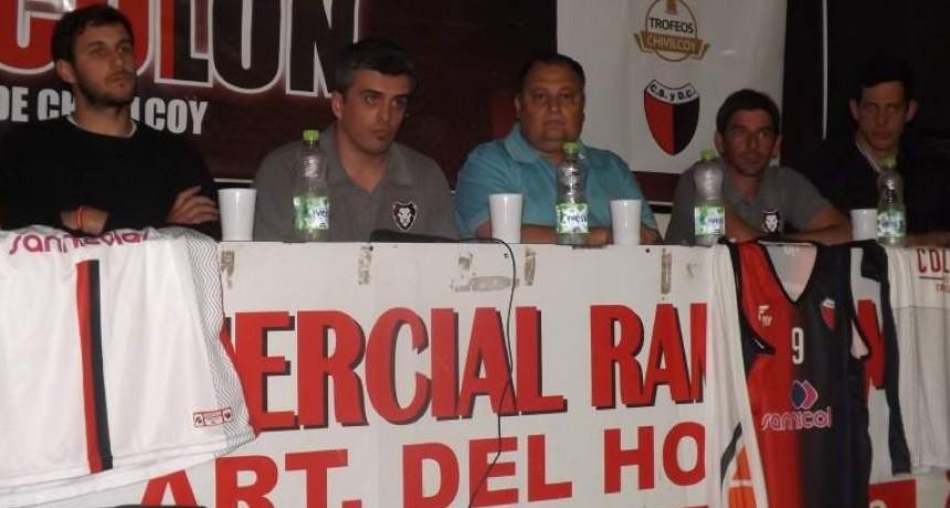 Colón puso primera rumbo al Provincial de Clubes