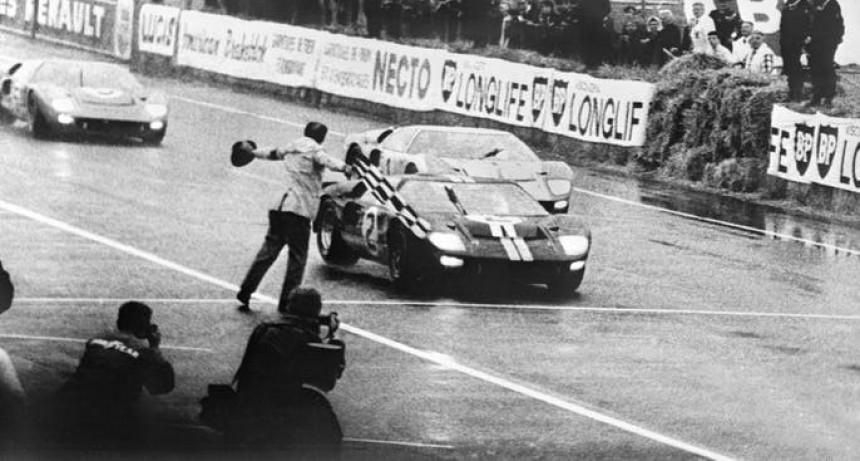 El misterio de Le Mans '66: 8 metros entre la gloria y la derrota