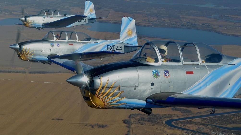La Fuerza Aérea construyó una