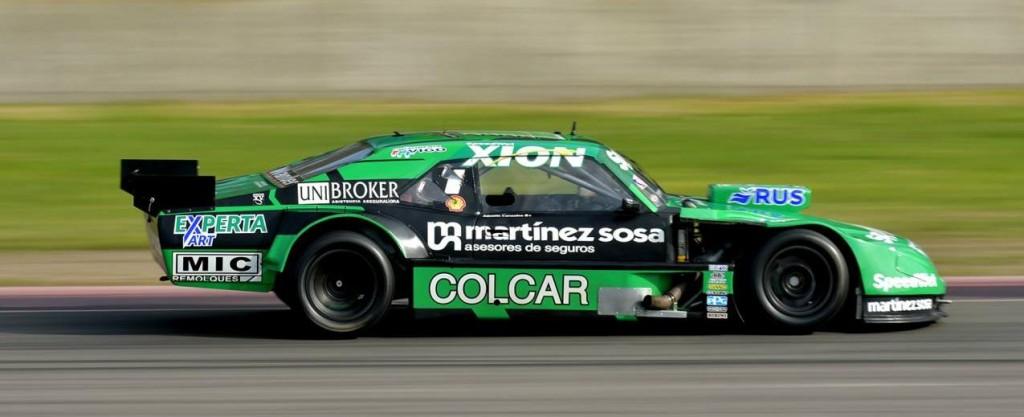 Nueva pole position para Canapino en el TC
