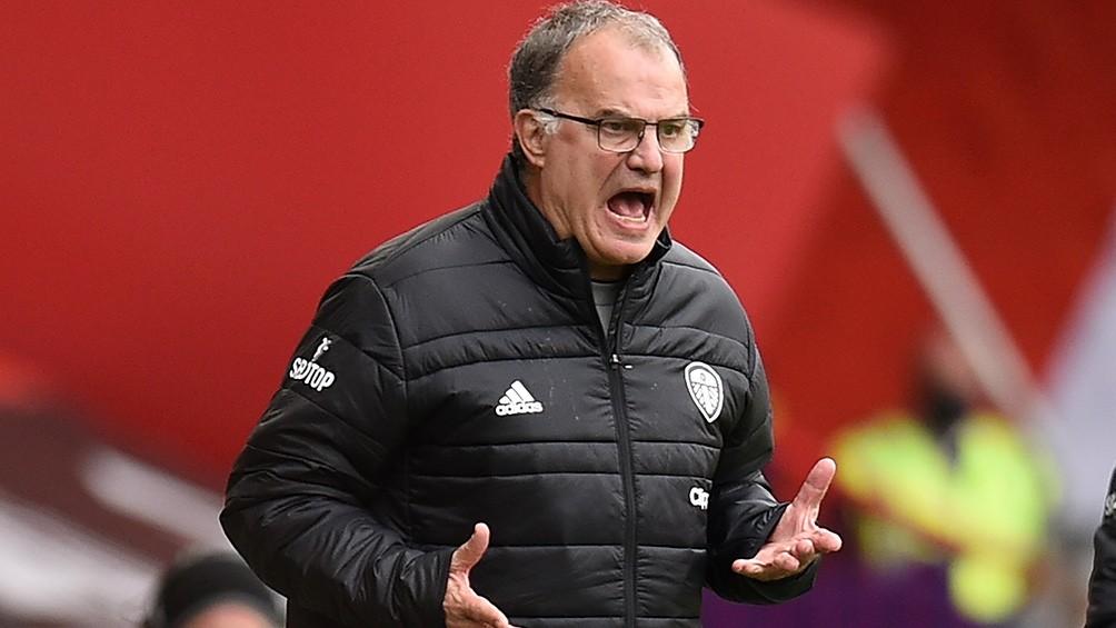 El Leeds de Bielsa le quito el invicto al Aston Villa