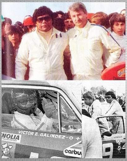 Hace 40 años perdían trágicamente la vida Antonio Lizeviche y Víctor Galíndez