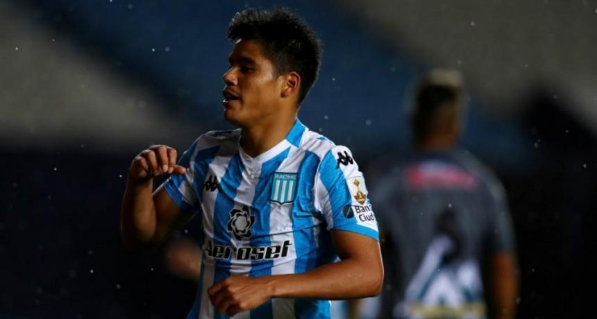 Racing le ganó a Estudiantes de Mérida pero no le alcanzó para ser primero en su grupo de la Copa Libertadores