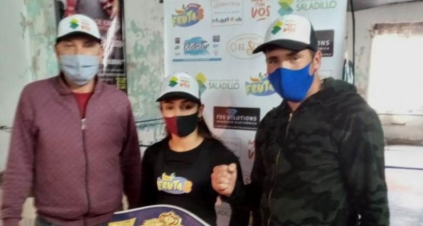 La saladillense Tamara Demarco defenderá el título en Francia