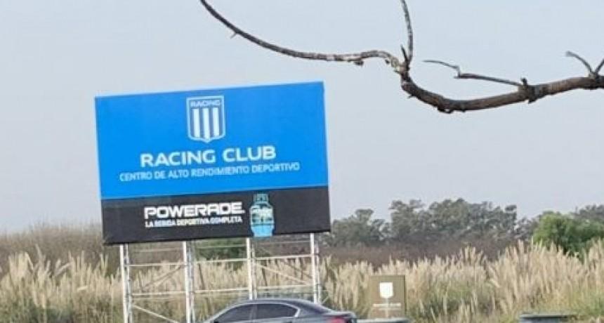 El Estado le otorgó a Racing un predio de más de 30 hectáreas