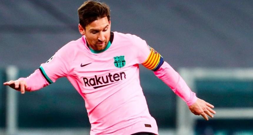 Barcelona, con gol de Messi, derrotó como visitante a Juventus