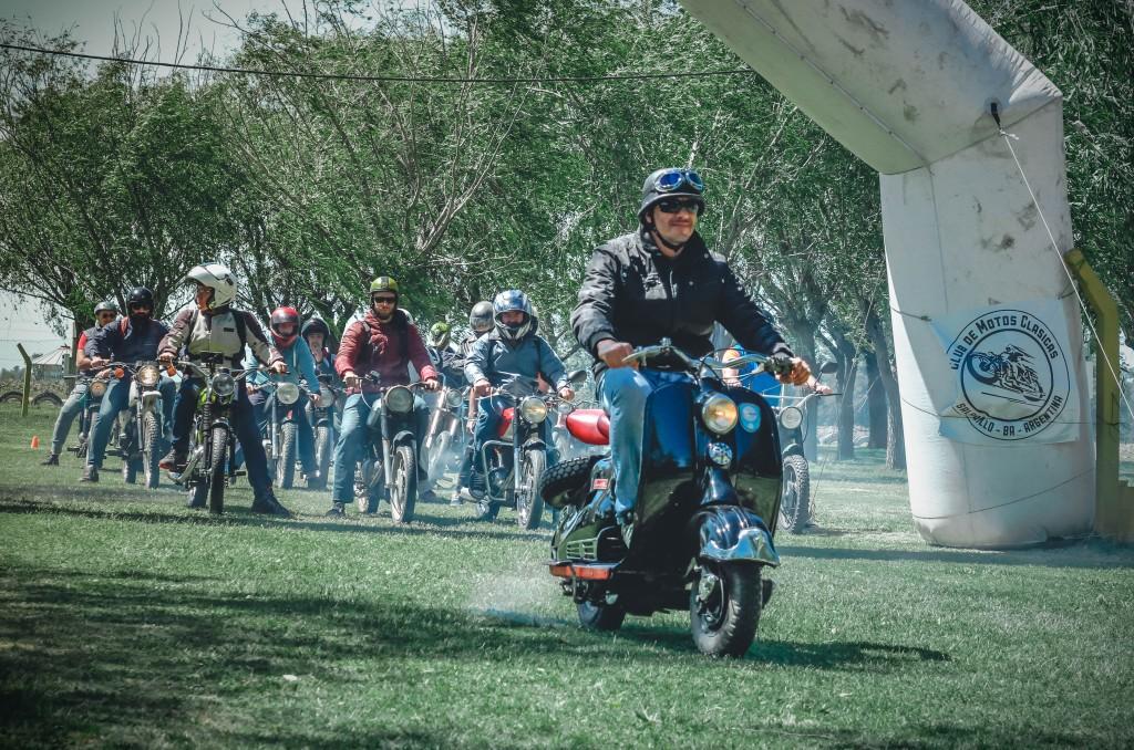 15 de octubre, Día del Motociclista Deportivo en Argentina