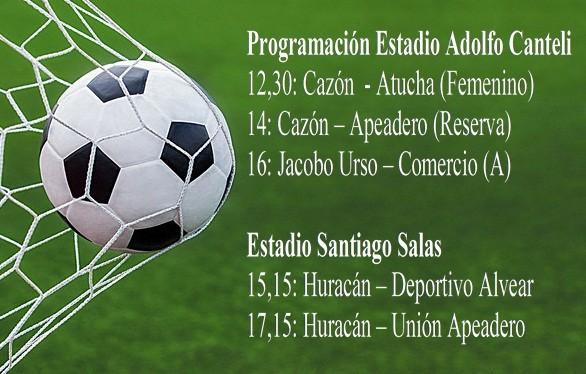 Se definen este domingo los finalistas de Primera División