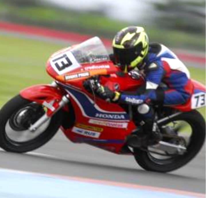 Motociclismo: Gran victoria de Facundo Medina en el Superbike