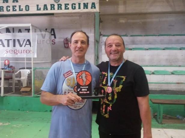Selección Maxi45 de la Asociación de Chivilcoy jugó el Provincial en Olavarría