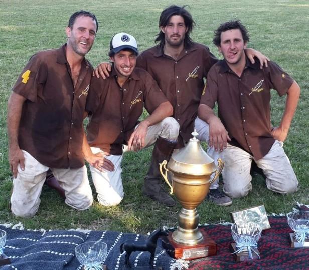 La Tribu A se consagró campeón del Argentino de Alta Ventaja