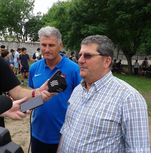 San Lorenzo probó jugadores de Saladillo, Alvear y 25 de Mayo