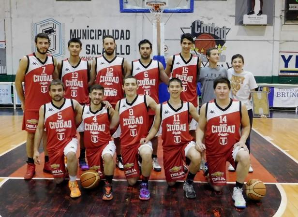 Ciudad de Saladillo le ganó a Bragado club 85 a 66