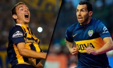 Boca y Rosario Central definen la Copa Argentina en Córdoba