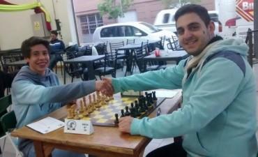 Nelson Lujan fue subcampeón en Olavarría