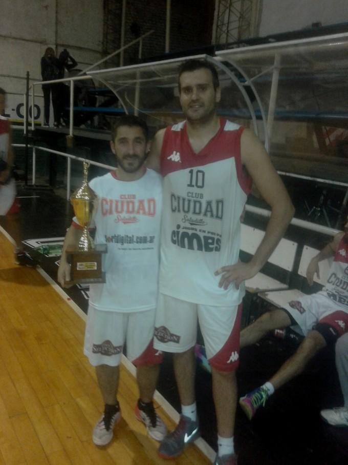 Ciudad de Saladillo subcampeón torneo de Primera División
